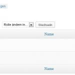 WordPress Admin Account Benutzer löschen